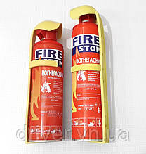 """Вогнегасник вуглекислотний """"FIRE STOP"""" 1 л (+ кріплення)"""