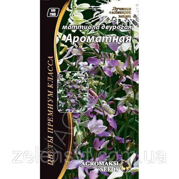 """Насіння матіолли """"Ароматна"""" (1 г) від Agromaksi seeds"""