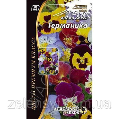 """Насіння віоли """"Германіка"""" (0,1 г) від Agromaksi seeds"""