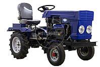 Минитрактор Добрыня дизельный Силач-119 (15 л.с. + фреза гидравлическая мотоблочная)