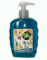 Жидкое мыло для рук Cien с дозатором Rock n Roll 500 мл