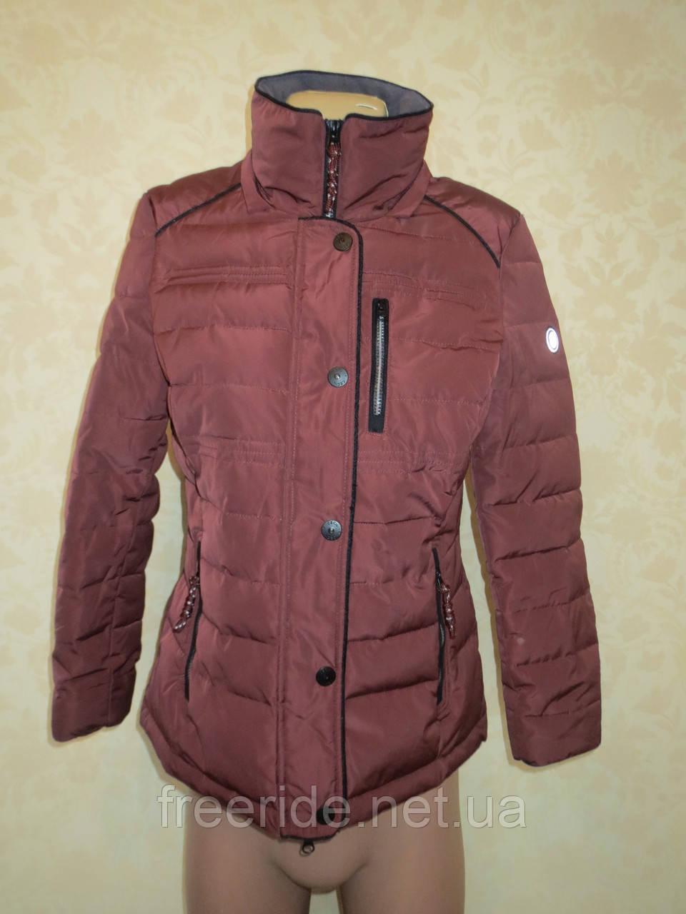 Пуховая женская куртка Cecil (XS)