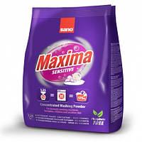 Sano Maxsima Sensisve концентрированный cтиральный порошок 1.25 кг