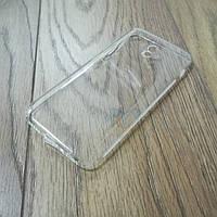 Силиконовый чехол KST для Xiaomi Redmi 8A с защитой от пыли и ударов. Прозрачный, фото 1