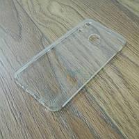 Силиконовый чехол KST для Samsung Galaxy M10S / A20 / A30 с защитой от пыли и ударов. Прозрачный, фото 1