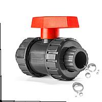 Кран шаровый Aquaviva диаметр 50 мм, фото 1