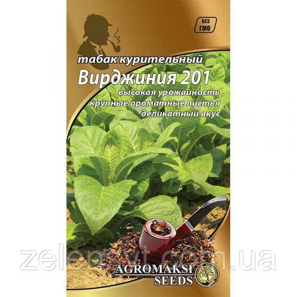 """Насіння тютюну """"Вірджинія 201"""" (0,1 г) від Agromaksi seeds"""