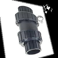 Обратный клапан шаровый ERA, диаметр 32 мм, фото 1