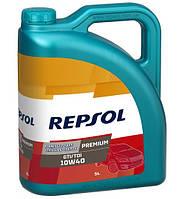 Моторное масло бензин, дизель REPSOL RP080X55 RP PREMIUM GTI/TDI 10W40 CP-5