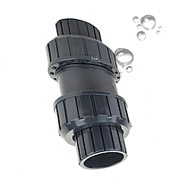 Обратный клапан шаровый ERA, диаметр 63 мм, фото 1