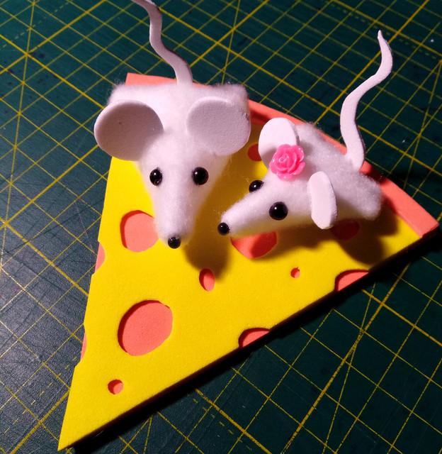 Символ года 2020. Мышки. Крыски. Подарки.