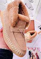 Теплі комфортні черевики LORO PIANA Open Walk (репліка), фото 1