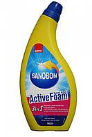 Sano Sanobon Active Foam пенистое средство для туалета 750 мл