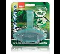 Sano Sanobon Green Forest подвеска для унитаза Зеленый лес 5 в 1