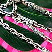 Серебряная цепь Барака - Мужская серебряная цепочка Барака, фото 6