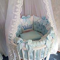 Детский постельный комплект «Облачко»