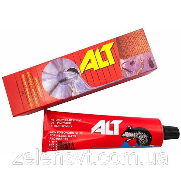 Клей ALT (135 г) для лову мишей і щурів від Valbrenta Chemicals, Білорусь (оригінал)