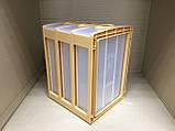 Комод мини 26х19х20 см / 3 секции / бежевый, фото 4