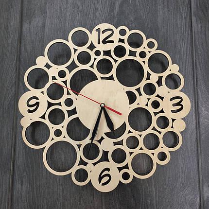 Настенные деревянные часы 7Arts Модерн CL-0001, фото 2