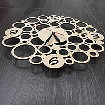 Настенные деревянные часы 7Arts Модерн CL-0001, фото 3