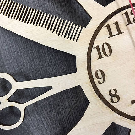 Настенные часы 7Arts Индустрия красоты CL-0003, фото 2