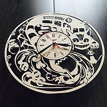 Настенные часы ручной работы 7Arts Аниме Studio Ghibli CL-0042, фото 3