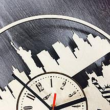 Дизайнерские часы на стену 7Arts Нью-Йорк CL-0105, фото 2