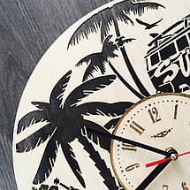 Интерьерные часы на стену 7Arts Гавайи CL-0112, фото 3