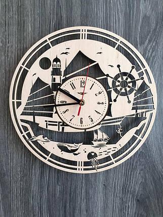 Концептуальные часы на стену 7Arts В открытом море CL-0144, фото 2