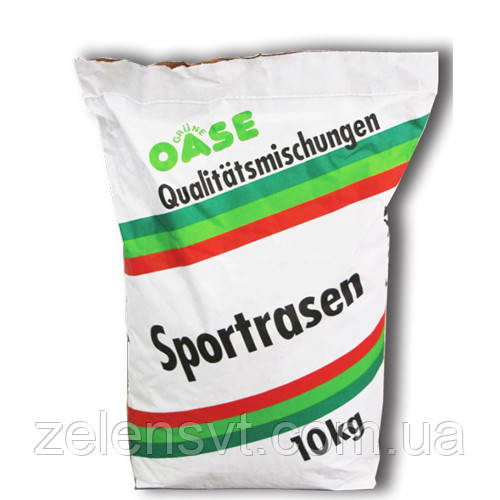 Газон «Спортивний» (Sportrasen), серія Grune Oase (10 кг), Німеччина