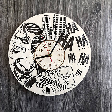 Дерев'яні настінні годинники Джокер CL-0261, фото 2