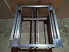 Подставка под пароконвектомат RATIONAL б/у на 8 рядов, открытая, для 600*330 и GN 1/1, фото 2