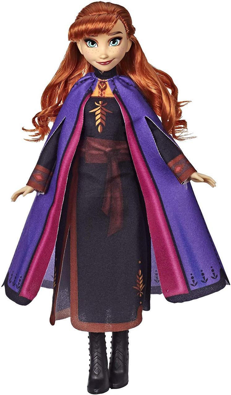 Холодное сердце 2 Кукла Анна базовая Хасбро Disney Frozen 2  Anna