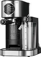 Кофемашина компрессионная 15 БАР, 1470 Вт, MPM, фото 1