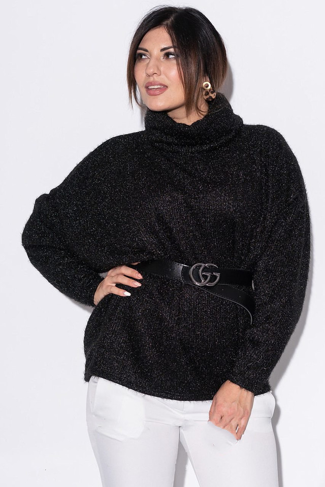 Фото Красивых свитеров летучая мышь Роксолана-1