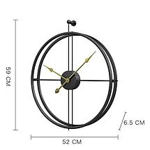 Металлические настенные часы AMALFI, фото 2