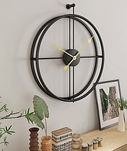 Металлические настенные часы AMALFI, фото 3