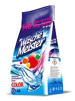 Wasche Meister Color стиральный порошок для цветных тканей 10.5 кг