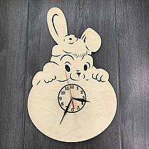 Настінні дитячі годинники 7Arts Кумедна тваринка CL-0008, фото 3