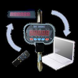 Весы крановые ЗЕВС с радиоканалом (3000 кг)