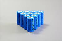 Аккумулятор литиевый Li-Ion CR123A/16340 3.7V (1000mAh)
