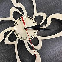 Годинники настінні дерев'яні 7Arts Оригінальність CL-0012, фото 3