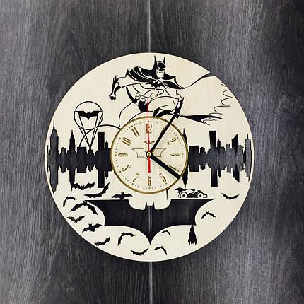 Годинники з дерева на стіну 7Arts Бетмен CL-0081, фото 2