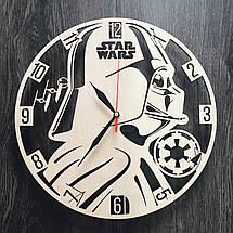 Часы ручной работы настенные 7Arts Время Звездных Войн CL-0029, фото 2