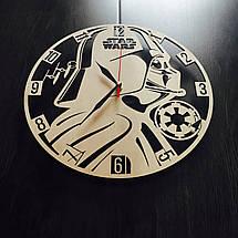 Часы ручной работы настенные 7Arts Время Звездных Войн CL-0029, фото 3