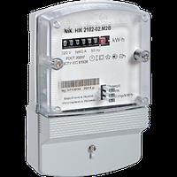 Электросчетчик  однофазный  НИК 2102-02 М2В