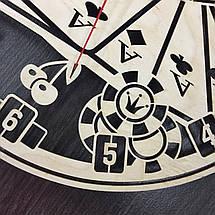 Часы настенные 7Arts Казино CL-0036, фото 3