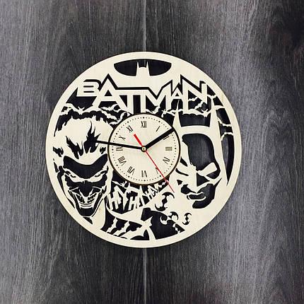 Безшумні настінні годинники 7Arts Batman CL-0051, фото 2