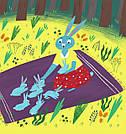 Зайчик-нестрибайчик та його смілива мама. Автор Оксана Драчковська, фото 4