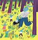 Зайчик-нестрибайчик та його смілива мама. Автор Оксана Драчковська, фото 8